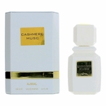 Cashmere Musc by Ajmal, 3.4 oz Eau De Parfum Spray for Unisex