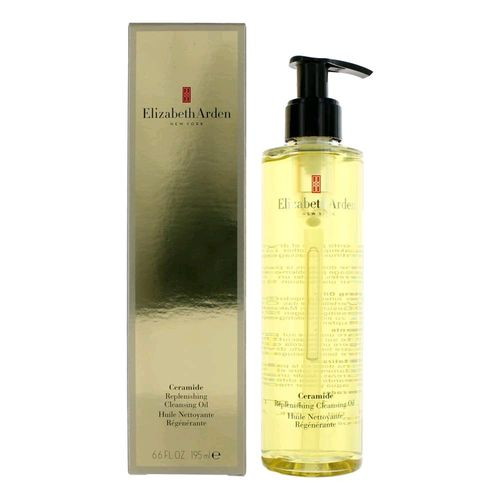 Ceramide by Elizabeth Arden, 6.6 oz Replenishing Cleansing Oil