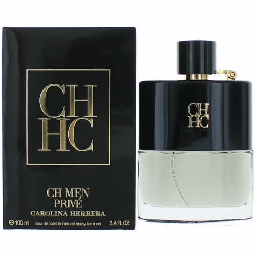 CH Prive by Carolina Herrera, 3.4 oz Eau De Toilette Spray for Men