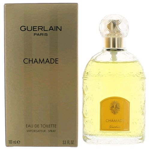 Chamade by Guerlain, 3.3 oz Eau De Toilette Spray for Women