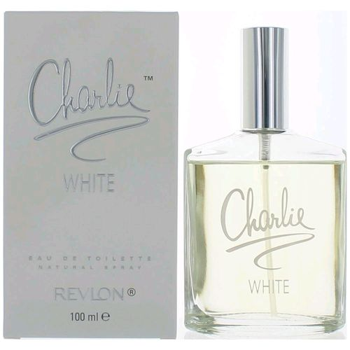 Charlie White by Revlon, 3.4 oz Eau De Toilette Spray for Women