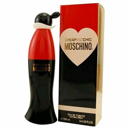 Cheap & Chic by Moschino, 3.4 oz Eau De Toilette Spray for Women