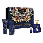 Christian Audigier by Christian Audigier, 4 Piece Gift Set for Men