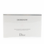 Christian Dior Diorsnow Brightening Collection: Milk Serum 30ml+ Micro-Infused Lotion 50ml+ UV Protection Fluid SPF50 30ml+ Pouch  3pcs+1pouch
