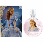 Cinderella (Movie Edition) by Disney, 3.4 oz Eau De Toilette Spray for Girls