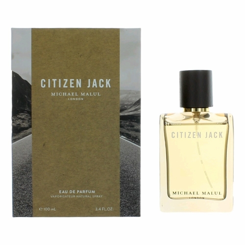 Citizen Jack by Michael Malul, 3.4 oz Eau De Parfum Spray for Men