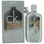 CK One Platinum by Calvin Klein, 3.4 oz Eau De Toilette Spray for Unisex