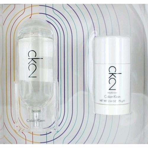 CK2 by Calvin Klein, 2 Piece Gift Set Unisex