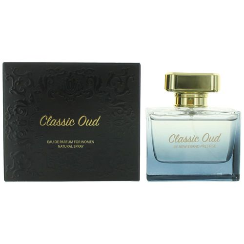 Classic Oud by New Brand, 3.3 oz Eau De Parfum Spray for Women