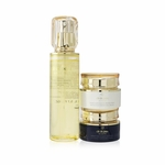 Cle De Peau Ultimate Daily Cream Care Set: Hydro-Softening Lotion N+ Protective Fortifying Cream N SPF 25+ Intensive Fortifying Cream N  3pcs