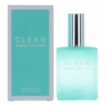Clean Warm Cotton by DLish, 1 oz Eau De Parfum Spray for Women