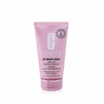 Clinique All About Clean Rinse-Off Foaming Cleanser - For Combination Oily to Oily Skin  150ml/5oz