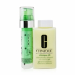 Clinique Clinique iD Dramatically Different Oil-Control Gel + Active Cartridge Concentrate For Delicate Skin  125ml/4.2oz