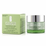 Clinique Superdefense Night Recovery Moisturizer - For Very Dry To Dry Combination  50ml/1.7oz
