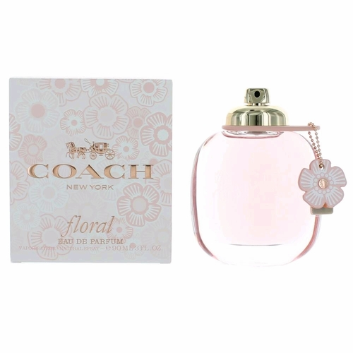 Coach Floral by Coach, 3 oz Eau De Parfum Spray for Women