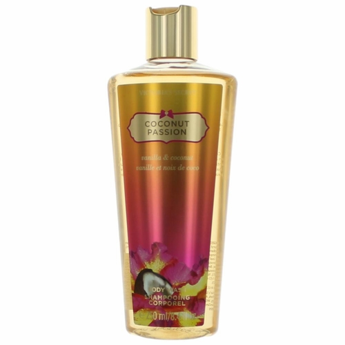 Coconut Passion by Victoria's Secret, 8.4 oz Body Wash for Women