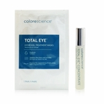 Colorescience Total Eye Concentrate Kit: Concentrate 8ml + Hydrogel Treatment Masks 12pairs  13pcs