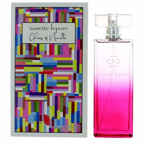 Colors of Nanette by Nanette Lepore, 3.4 oz Eau De Parfum Spray for Women