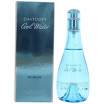 Cool Water by Davidoff, 3.4 oz Eau De Toilette Spray for Women