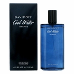 Cool Water Intense by Davidoff, 4.2 oz Eau De Parfum Spray for Men
