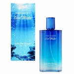 Cool Water Into the Ocean by Davidoff, 4.2 oz Eau De Toilette Spray for Men Limited Edition