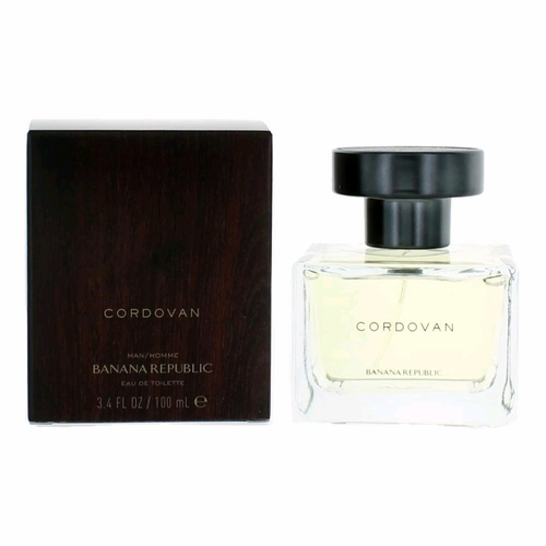 Cordovan by Banana Republic, 3.4 oz Eau De Toilette Spray for Men