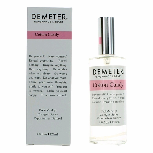 Cotton Candy by Demeter, 4 oz Cologne Spray for Women