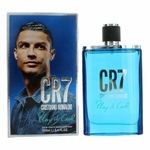 CR7 Play It Cool by Cristiano Ronaldo, 3.4 oz Eau De Toilette Spray for Men