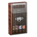 Cuba Classic by Cuba, 4 Piece Gift Set for Men with Orange, Red, Blue & Gold
