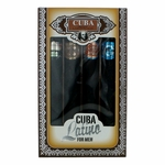 Cuba Latino by Cuba, 4 Piece Gift Set for Men