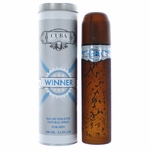 Cuba Winner by Cuba, 3.3 oz Eau De Toilette Spray for Men