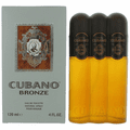 Cubano Bronze by Cubano, 4 oz Eau De Toilette Spray for Men