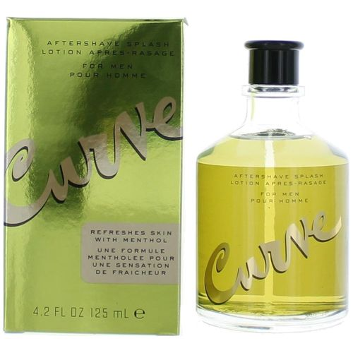 Curve by Liz Claiborne, 4.2 oz After Shave Splash for Men