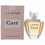 Cute by La Rive, 3 oz Eau De Parfum Spray for Women