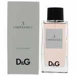 D&G Anthology L'imperatrice 3 by Dolce & Gabbana, 3.3 oz Eau De Toilette Spray for Women