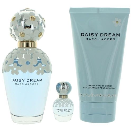 Daisy Dream by Marc Jacobs, 3 Piece Gift Set for Women with Mini