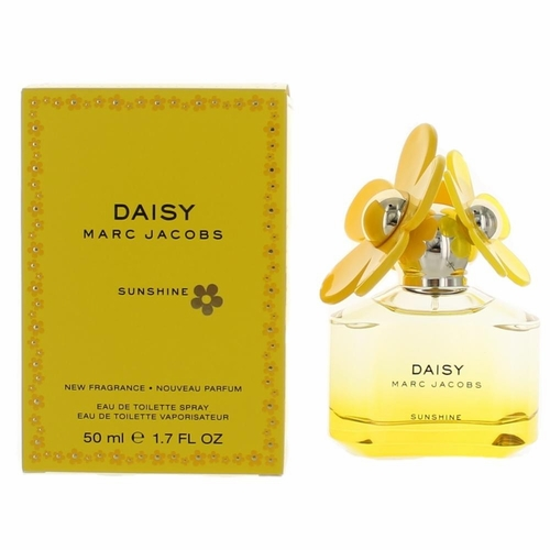 Daisy Sunshine by Marc Jacobs, 1.7 oz Eau De Toilette Spray for Women