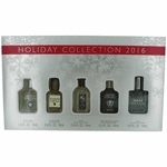Dana Holiday Collection by Dana, 5 Piece Mini Variety Set for Men