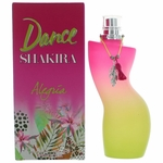 Dance Alegria by Shakira, 2.7 oz Eau De Toilette Spray for Women