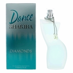 Dance Diamonds by Shakira, 2.7 oz Eau De Toilette Spray for Women