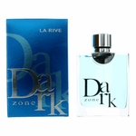 Dark Zone by La Rive, 3 oz Eau De Toilette Spray for Men