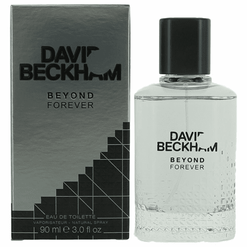 David Beckham Beyond Forever by David Beckham, 3 oz Eau De Toilette Spray for Men