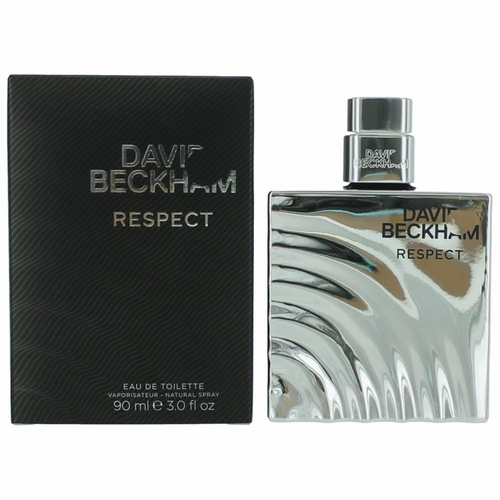 David Beckham Respect by David Beckham, 3 oz Eau De Toilette Spray for Men