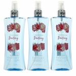 Daydream Darling by Body Fantasies, 3 Pack 8 oz Fragrance Body Spray for Women