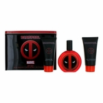 Deadpool by Marvel, 3 Piece Gift Set for Men