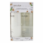 Decleor Aroma Cleanse Prep & Finish Cleansing Duo: Essential Cleansing Milk 400ml+ Essential Tonifying Lotion 400ml  2pcs
