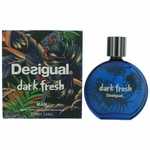 Desigual Dark Fresh by Desigual, 3.4 oz Eau De Toilette spray for Men