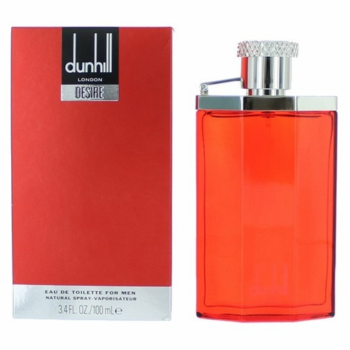 Desire by Alfred Dunhill, 3.4 oz Eau De Toilette Spray for Men