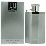 Desire Silver by Alfred Dunhill, 3.4oz Eau De Toilette Spray for Men