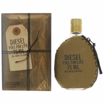 Diesel Fuel For Life by Diesel, 2.5 oz Eau De Toilette Spray for Men